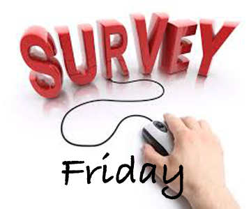 Friday Survey Graphic